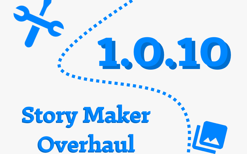 Seen 1010 Story Maker Overhaul Polychroma Games